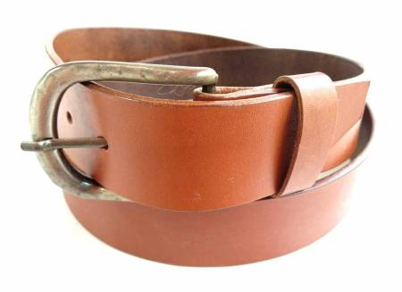 Men's leather belt -BELT02